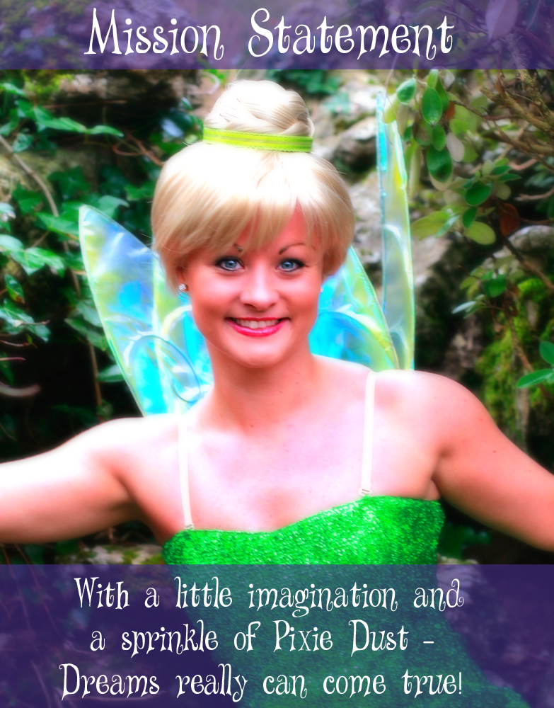pixie princess childrens parties preston mission